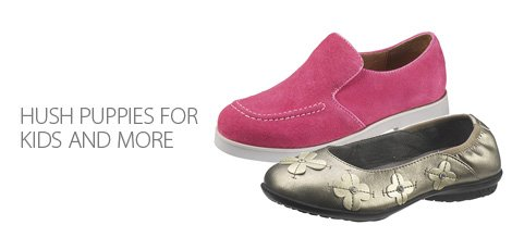 Hush Puppies For Kids and more