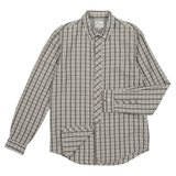 Paul Smith Shirts - Grey And White Check Shirt