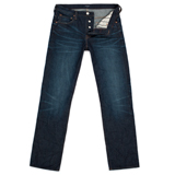 Paul Smith Jeans - Wrinkled Dark-Wash Jeans