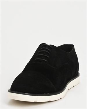 Amali Suede Brogue Sneakers $25
