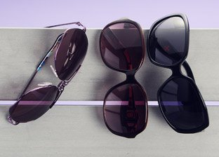 Designer Sunglasses Blowout: Emilio Pucci, Chrome Hearts, Alexander McQueen