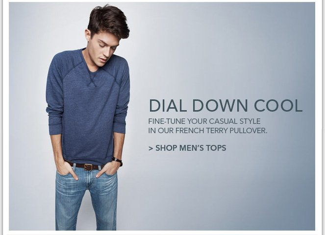 Shop Men's Tops
