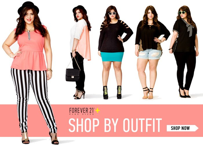 Forever 21 Plus: Shop By Outfit - Shop Now