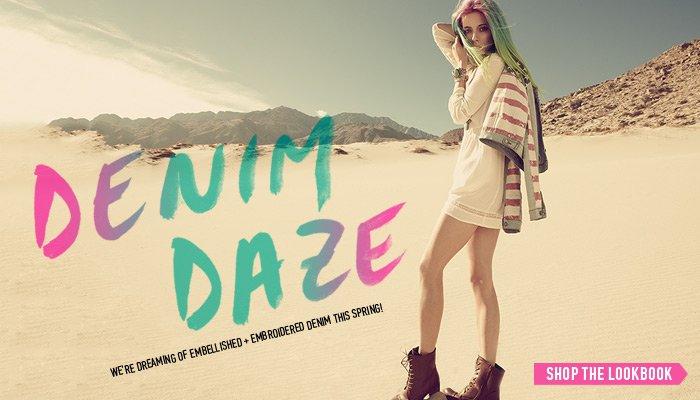 Denim Daze - Shop Now