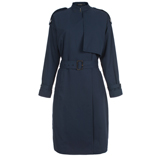 Paul Smith Coats - Navy Luxury Mac