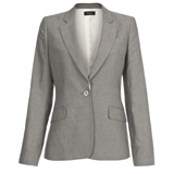 Paul Smith Jackets - Grey Single Button Jacket