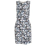 Paul Smith Dresses - Folded Floral Print Silk Dress