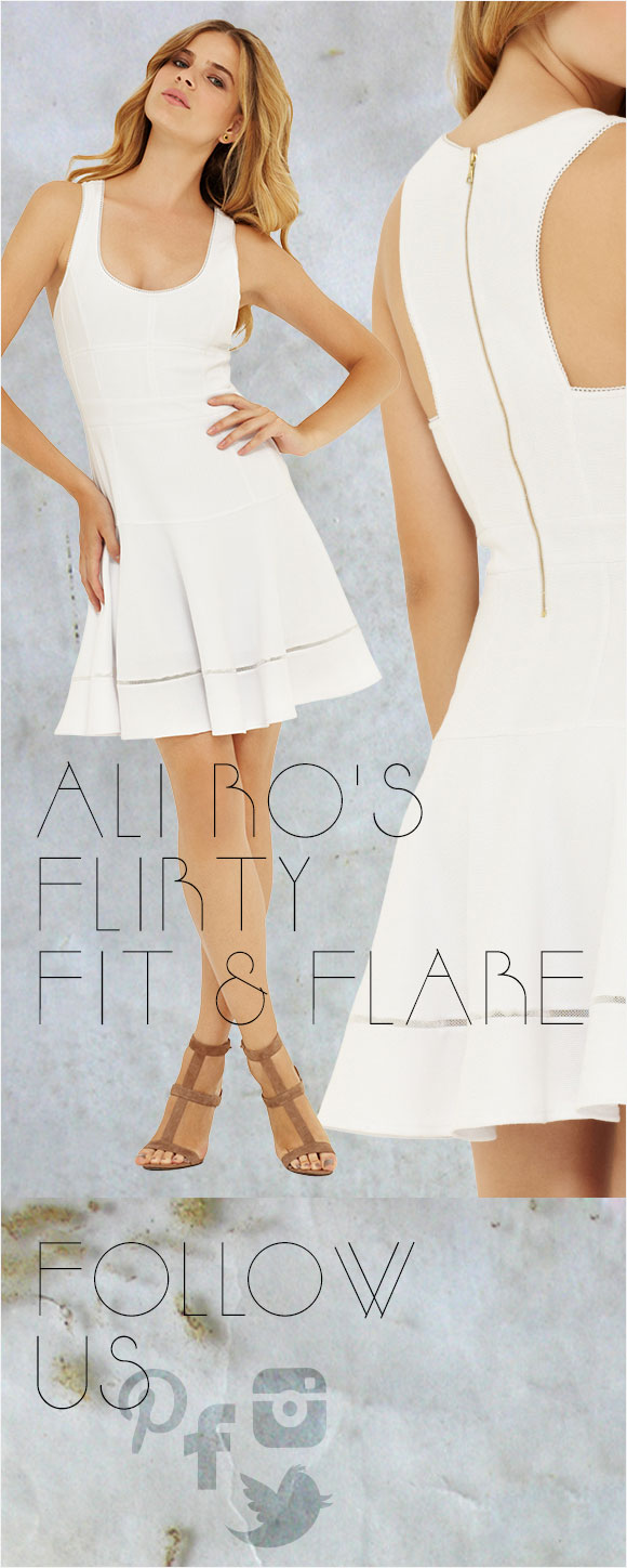 Ali Ro's Flirty Fit and Flare