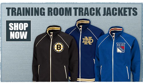 Click Here - Shop Training Room Track Jackets