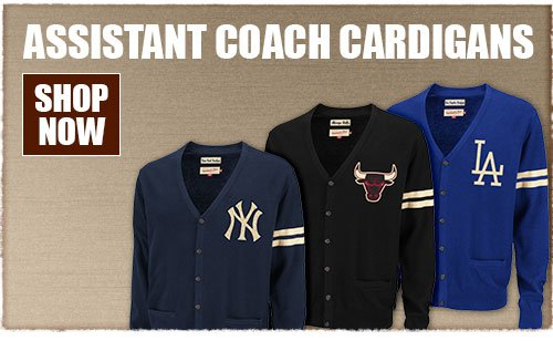 Click Here - Shop Assistant Coach Cardigans