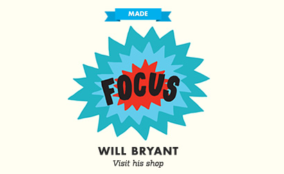 MADE Will Bryant - Visit his shop