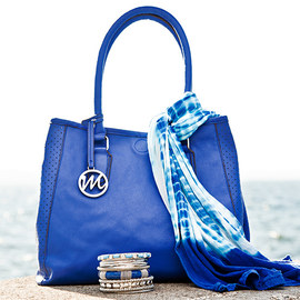 True Blue: Accessories & Shoes