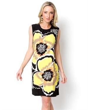 Voir Voir Floral Print Dress