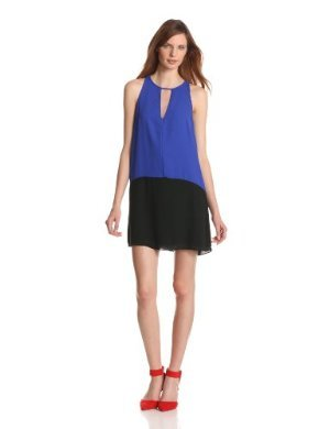 eight sixty Color Block Dress