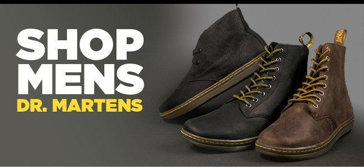 Shop New Dr. Martens for Him!