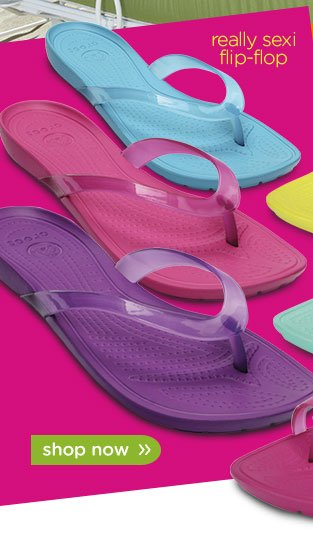 really sexi flip-flop - shop now