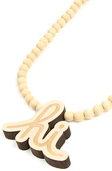The Good Wood x IN4M Hi Necklace