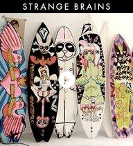 STRANGE BRAINS