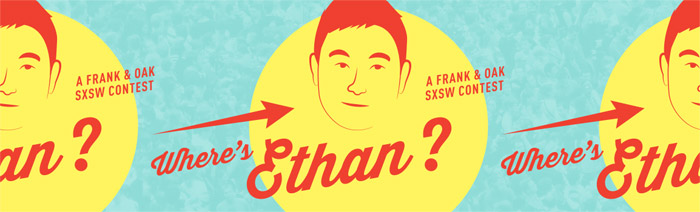 The Where's Ethan SXSW Contest