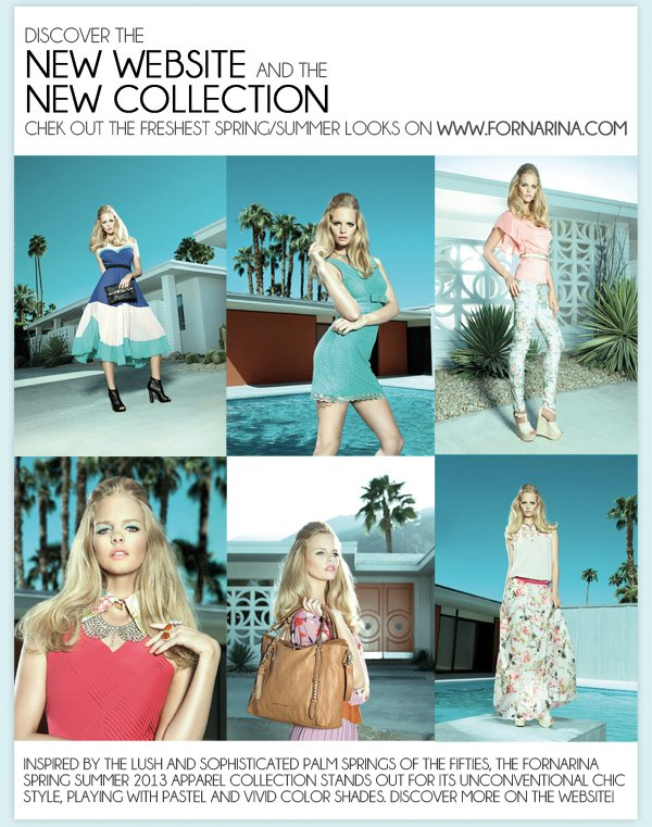 New Spring Summer 13 Collection