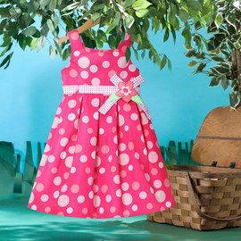 Twirl Around: Girls' Dresses