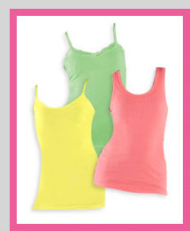 Spring Essential: Tees and Tanks! SHOP NOW