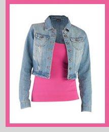 Spring Essential: Denim Jackets! SHOP NOW