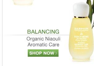Organic Niaouli Aromatic Care