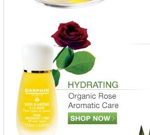 Organic Rose Aromatic Care