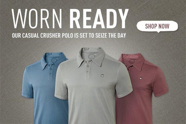 Shop Men's Polo's
