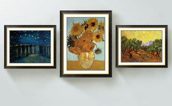 Artist: Vincent van Gogh- Visit Event