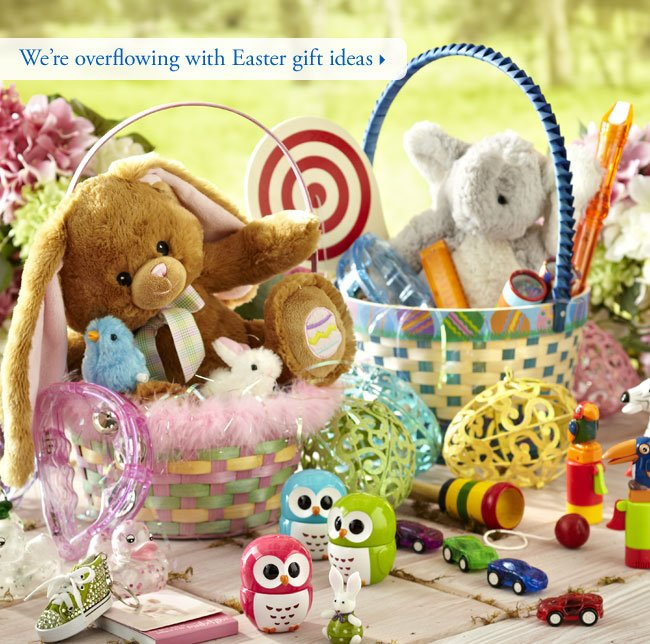 We're overflowing with Easter gift ideas