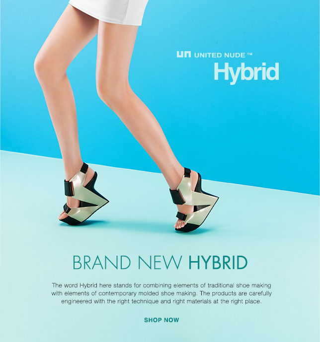 Introducing The Hybrid Collection