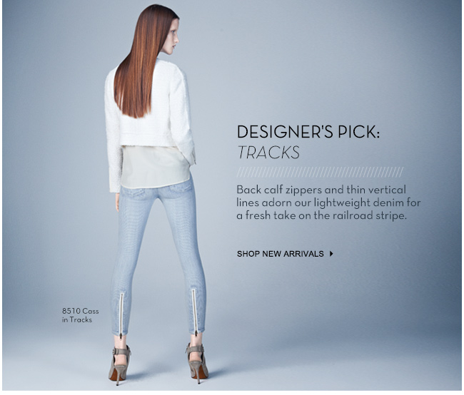 Designer's Pick - Tracks
