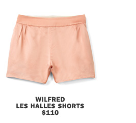 Wilfred Les Halles shorts