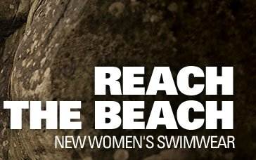 REACH THE BEACH | NEW WOMEN'S SWIMWEAR