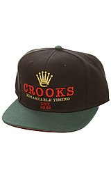 The Remarkable Snapback Hat in Black Forest