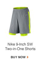 Nike 9-Inch SW Two-in-One Shorts | BUY NOW