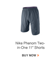 Nike Phenom Two-in-One 11' Shorts | BUY NOW