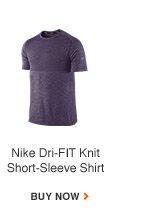 Nike Dri-FIT Knit Short-Sleeve Shirt | BUY NOW