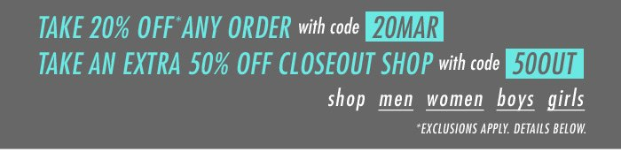 Shop DrJays.com Take 50% Off The Closeout Shop With Promo Code.
