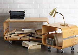 Adesso: Modern Glass & Wood Furniture