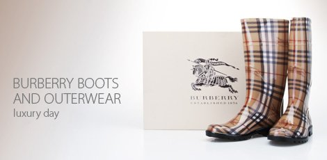 burberry boots and shoes