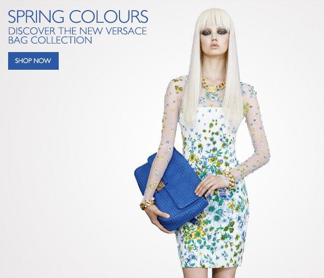 Versace Spring Bags