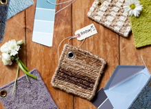 The Stylishly Lived-In Home Natural Rugs