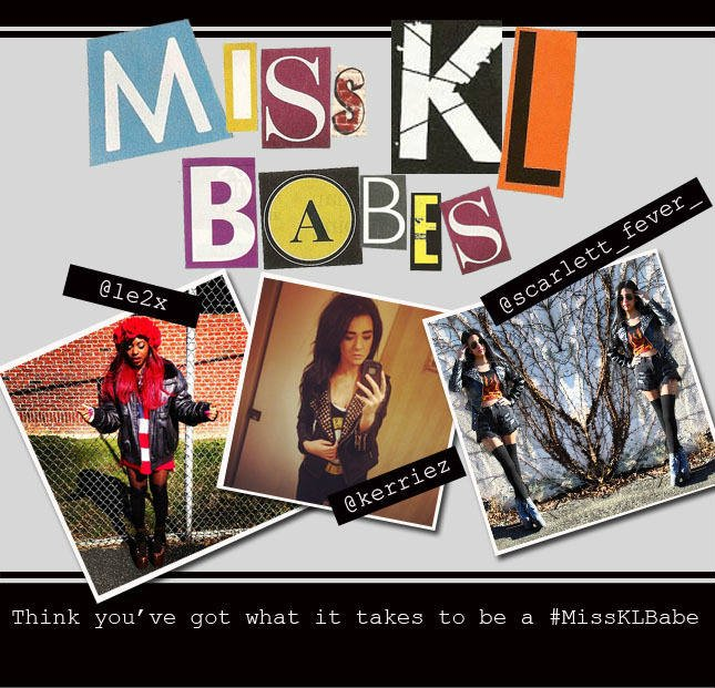 Think You got What it Takes to be a Miss KL Babe?