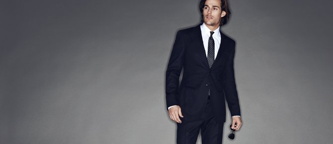 Suit Up feat. Zegna Hugo Boss & Armani