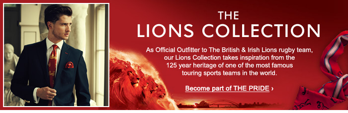 Shop THE LIONS COLLECTION