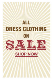 Men's Dress Clothing