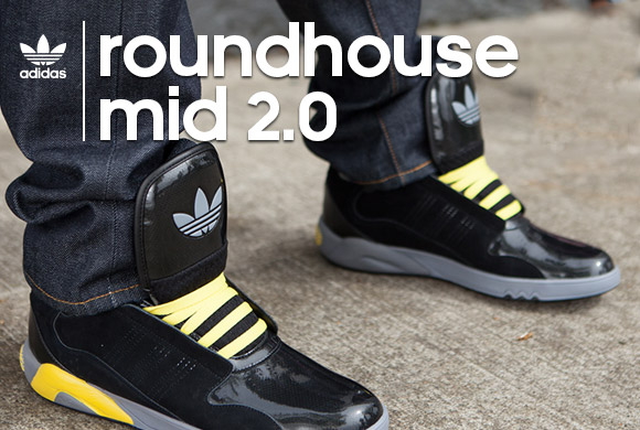 Shop Men's Roundhouse Shoes »